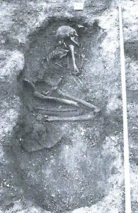female remains