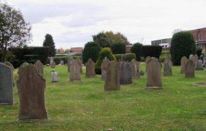 Graves in Plot B